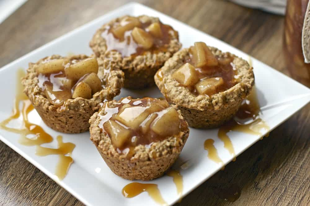 Apple Crisp With Apple Pie Filling And Cake Mix