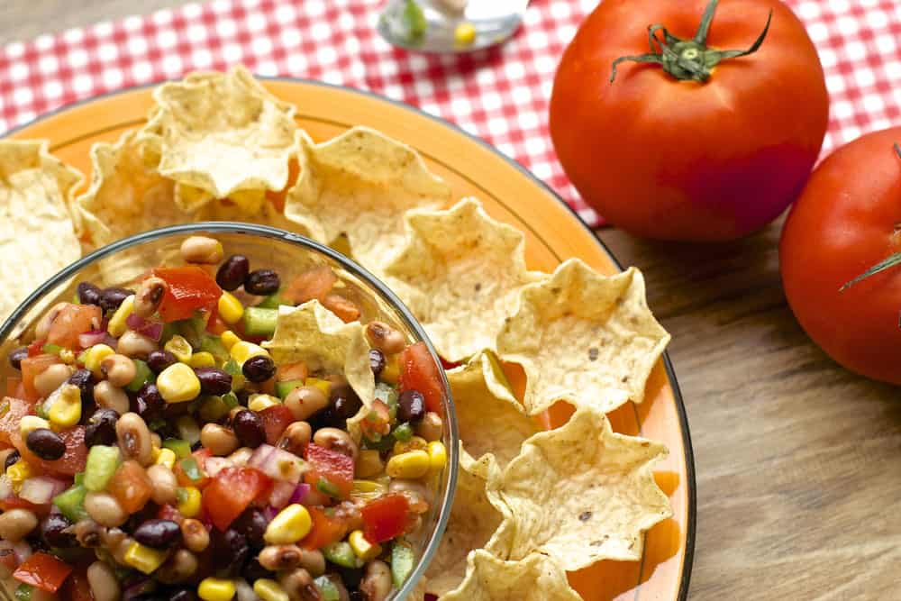 #124 – Mexican Bean Salsa