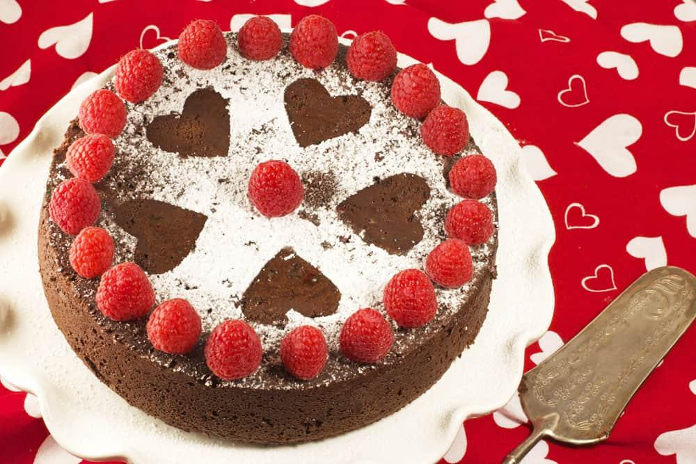 Flourless Chocolate Cake - 365 Days of Easy Recipes