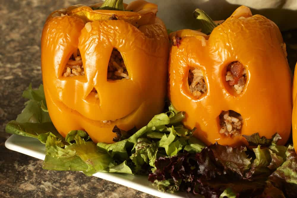 Jack O Lantern Pumpkin Recipes