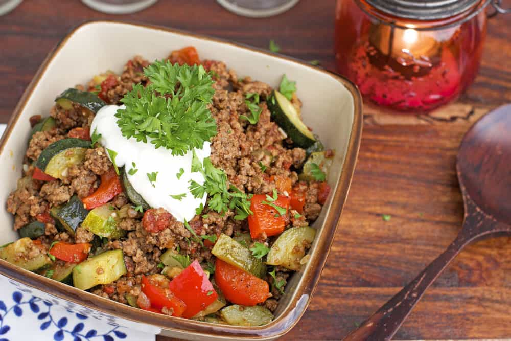 Frozen Ground Beef Recipes For Dinner